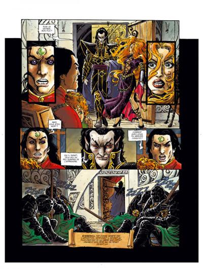 Page 1 Chroniques de la lune noire tome 12 - la porte des enfers