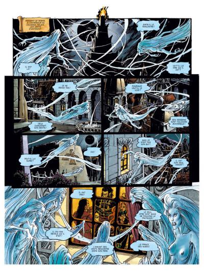 Page 2 Chroniques de la lune noire tome 12 - la porte des enfers