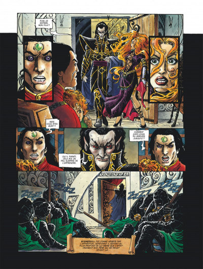 Page 5 Chroniques de la lune noire tome 12 - la porte des enfers