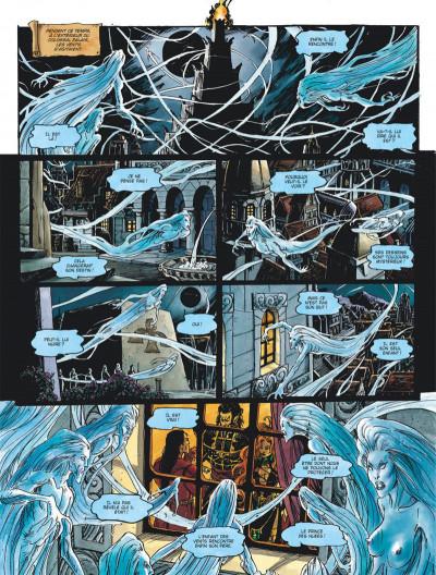 Page 6 Chroniques de la lune noire tome 12 - la porte des enfers