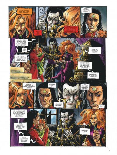 Page 7 Chroniques de la lune noire tome 12 - la porte des enfers