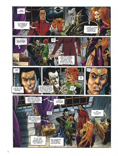 Page 8 Chroniques de la lune noire tome 12 - la porte des enfers