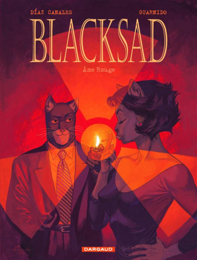 Couverture Blacksad tome 3