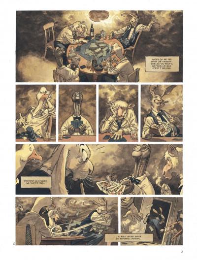 Page 3 Blacksad tome 3