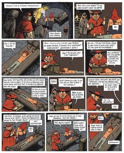 Page 1 Une épatante aventure de jules tome 5 - la question du père