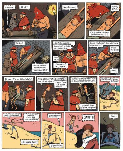 Page 2 Une épatante aventure de jules tome 5 - la question du père