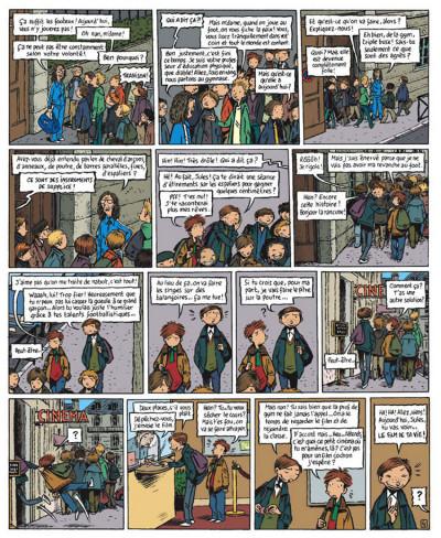 Page 4 Une épatante aventure de jules tome 5 - la question du père
