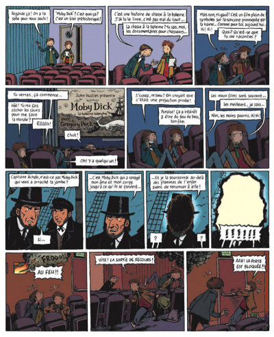 Page 5 Une épatante aventure de jules tome 5 - la question du père