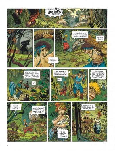 Page 4 La quête de l'oiseau du temps - avant la quête tome 1 - l'ami javin