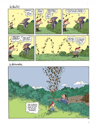 Page 5 Le retour à la terre tome 3 - le vaste monde