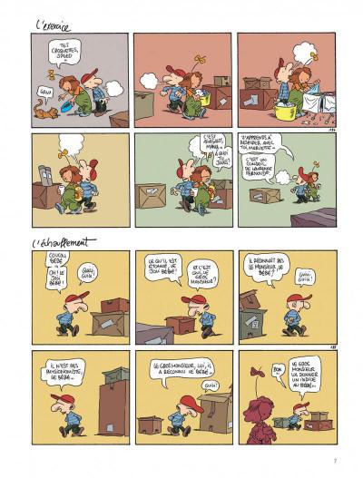 Page 7 Le retour à la terre tome 3 - le vaste monde