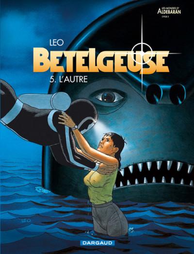 Couverture Bételgeuse tome 5