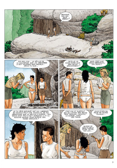 Page 1 Bételgeuse tome 5