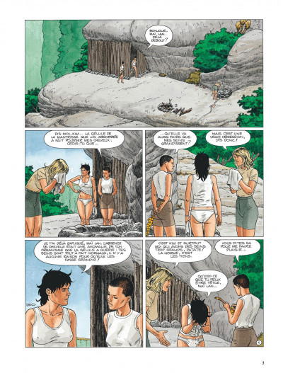 Page 3 Bételgeuse tome 5