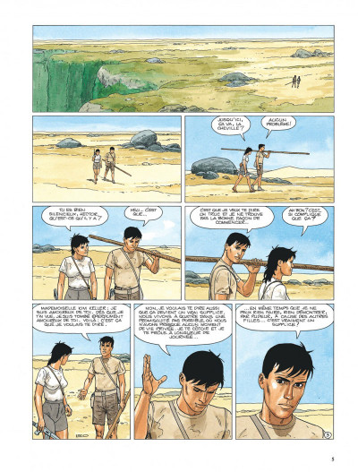 Page 5 Bételgeuse tome 5