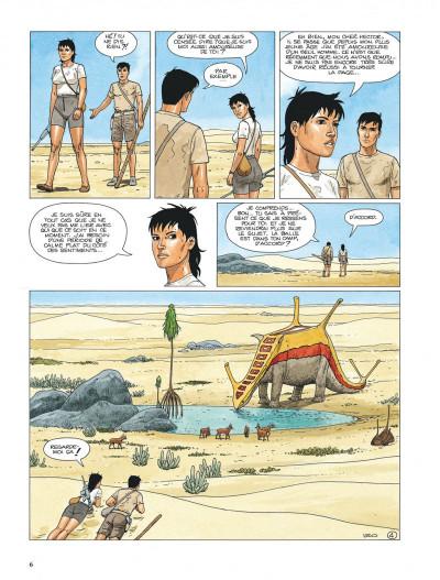 Page 6 Bételgeuse tome 5