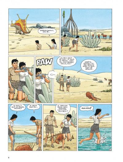 Page 8 Bételgeuse tome 5