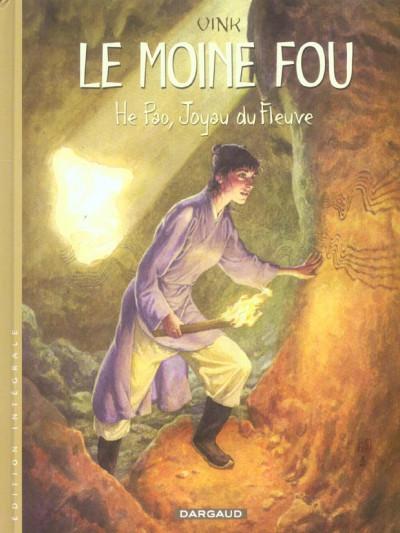 Couverture Le moine fou - intégrale tome 1