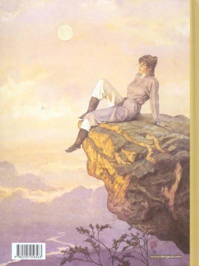 Dos Le moine fou - intégrale tome 1