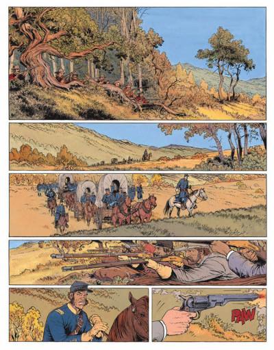 Page 1 La jeunesse de blueberry tome 16 - 100 dollars pour mourir