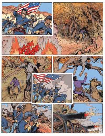 Page 4 La jeunesse de blueberry tome 16 - 100 dollars pour mourir