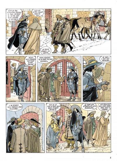 Page 3 Plume aux vents - intégrale