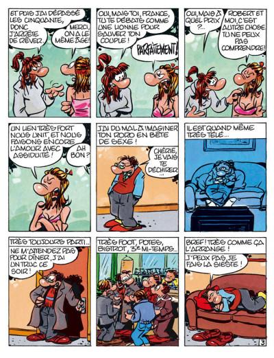 Page 3 Cestac pour les grands tome 7 - le démon d'après... midi