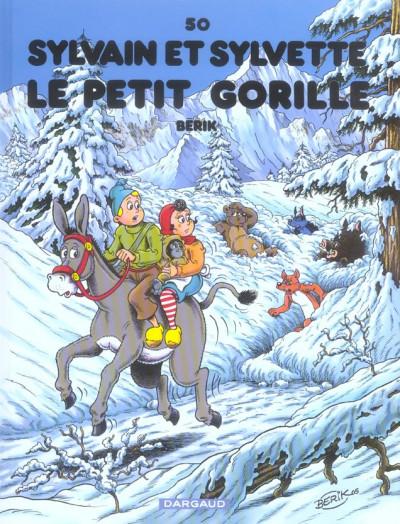 image de Sylvain et sylvette tome 50 - le petit gorille
