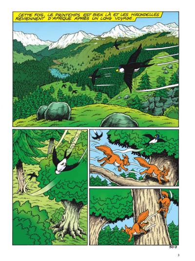 Page 1 Sylvain et sylvette tome 50 - le petit gorille