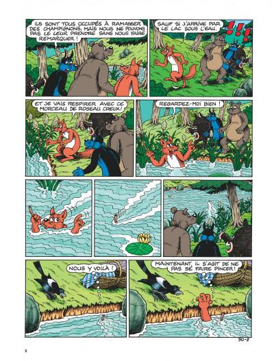 Page 8 Sylvain et sylvette tome 50 - le petit gorille