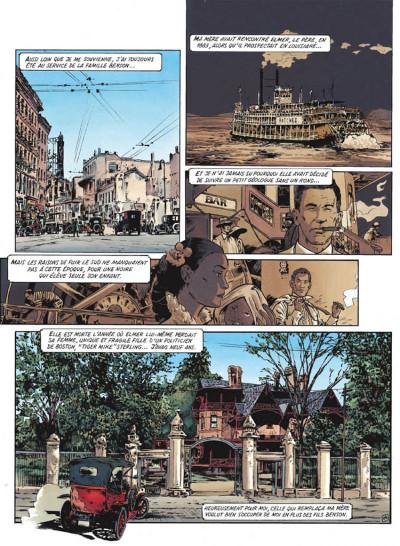 Page 4 Le maître de benson gate tome 1 - adieu calder