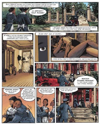 Page 5 Le maître de benson gate tome 1 - adieu calder