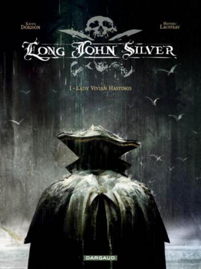 Couverture Long john silver tome 1