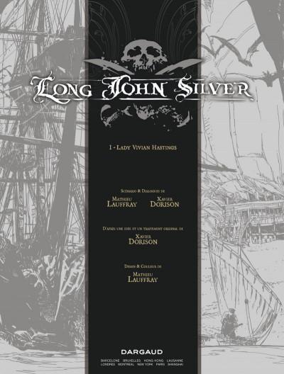 Page 3 Long john silver tome 1
