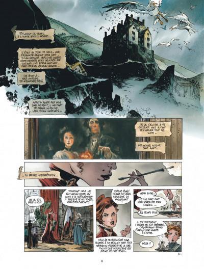 Page 8 Long john silver tome 1