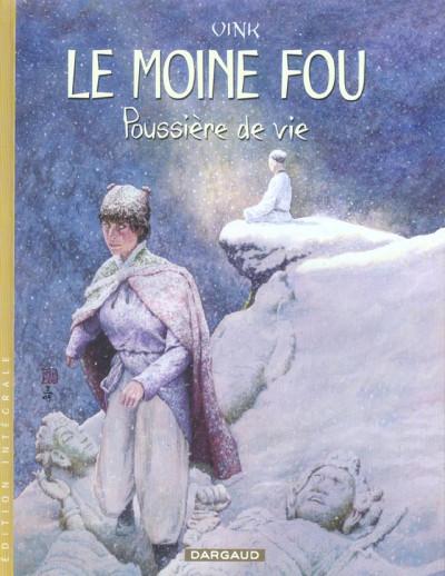 image de Le moine fou - intégrale tome 2 - poussière de vie