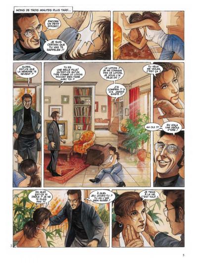 Page 3 Blues 46 tome 2 - allegro furioso