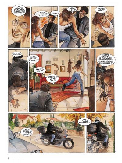 Page 4 Blues 46 tome 2 - allegro furioso