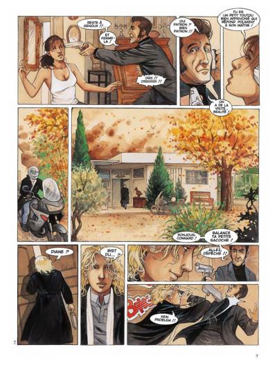 Page 5 Blues 46 tome 2 - allegro furioso