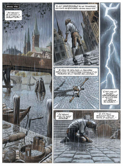 Page 3 apocalypse mania - cycle 2 tome 1 - les lois du hasard