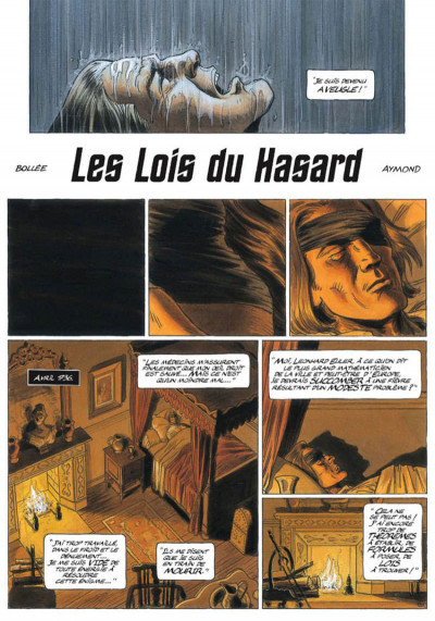 Page 4 apocalypse mania - cycle 2 tome 1 - les lois du hasard