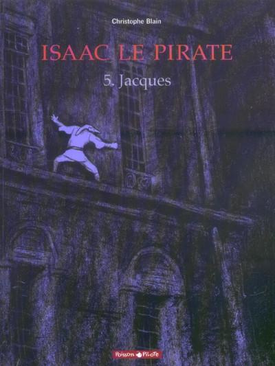 image de Isaac le pirate tome 5 - jacques