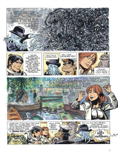 Page 7 Valérian tome 20 - l' ordre des pierres