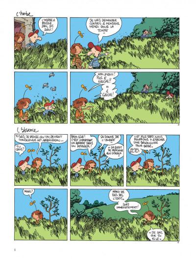 Page 6 Le retour à la terre tome 2 - les projets