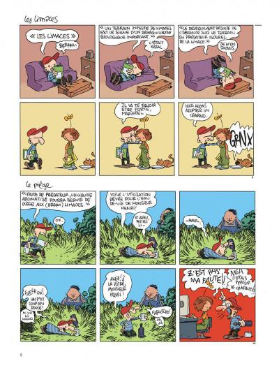 Page 8 Le retour à la terre tome 2 - les projets