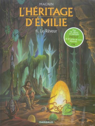 Couverture L'héritage d'émilie tome 4 - le rêveur