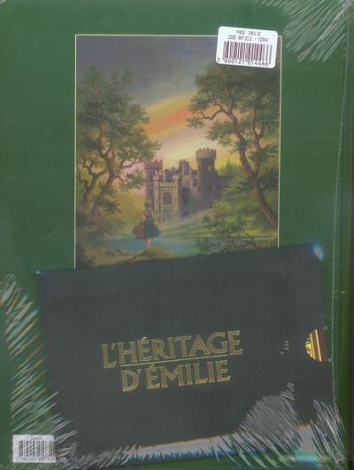 Dos L'héritage d'émilie tome 4 - le rêveur