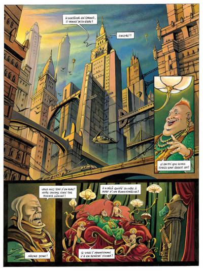 Page 1 L'héritage d'émilie tome 4 - le rêveur