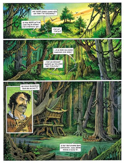 Page 2 L'héritage d'émilie tome 4 - le rêveur
