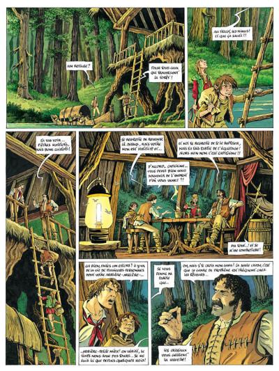 Page 3 L'héritage d'émilie tome 4 - le rêveur
